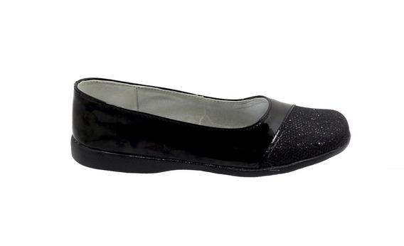 Calzado Zapato Niña Glitter. Art 01