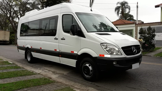 Sprinter Cdi 515 Ano 2016 21 Lugares Big