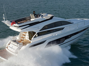Yate Fairline Squadron 48 Fly Bridge