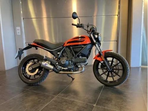 Ducati Scrambler 400 ( Sixty2) / Impecable / C/garantia -