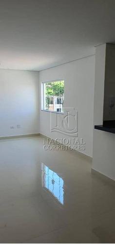 Cobertura Com 3 Dormitórios À Venda, 170 M² Por R$ 570.000,00 - Vila Curuçá - Santo André/sp - Co4538