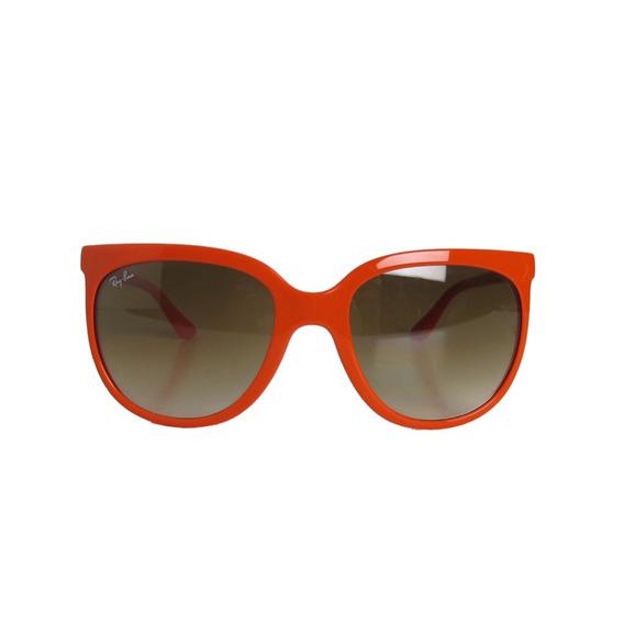 Óculos Ray Ban Cats Laranja Ray Ban