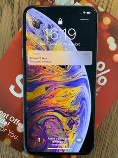 iPhone Xs Max 256gb Gold Rose