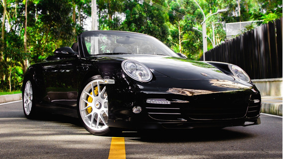 Unico 911 Turbo S Cabriolet De Colombia!