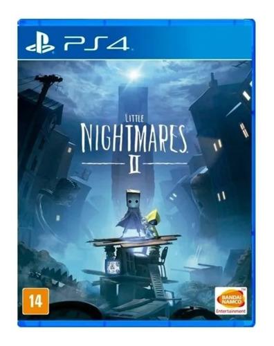 Imagen 1 de 3 de Little Nightmares II Bandai Namco Entertainment PS4 Físico