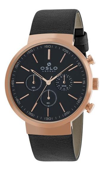 Relógio Oslo Masculino - Omrsccvd0001 P1px
