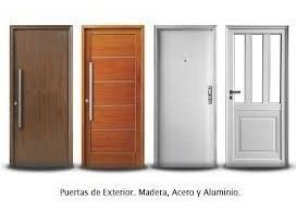 Puertas De Exterior De Acero Linea Primma Plus