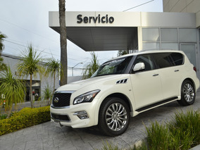 Infiniti Qx80 5.6l Perfection 7 (2017)