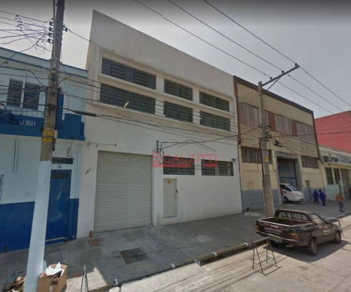 Prédio Para Alugar, 1580 M² Por R$ 14.000,00/mês - Brás - São Paulo/sp - Pr0137