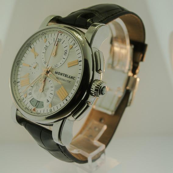 ¡oferta! Reloj Montblanc Chronograph Automatic