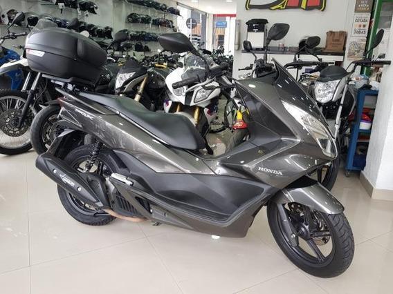 Honda Pcx 150 2016 Cinza 27000 Km