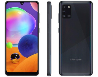 Samsung Galaxy A31 Dual Sim 128 Gb Prism Crush Black 4 Gb Ra