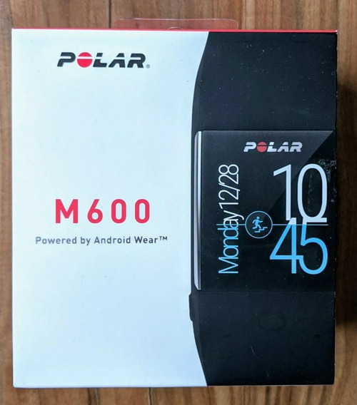 Reloj Deportivo Polar M600