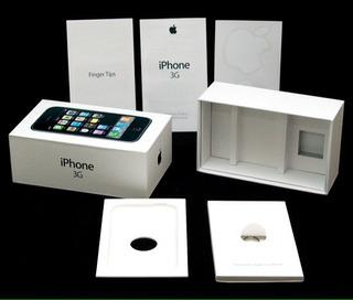 iPhone 3g Blanco - Solo La Caja