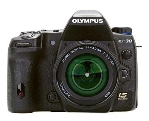 Camera Olympus E-30 Com Lente 20-60mm E Bolsa