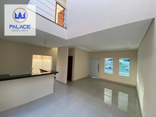 Casa Com 3 Dormitórios À Venda, 140 M² Por R$ 615.000,00 - Nova América - Piracicaba/sp - Ca0388