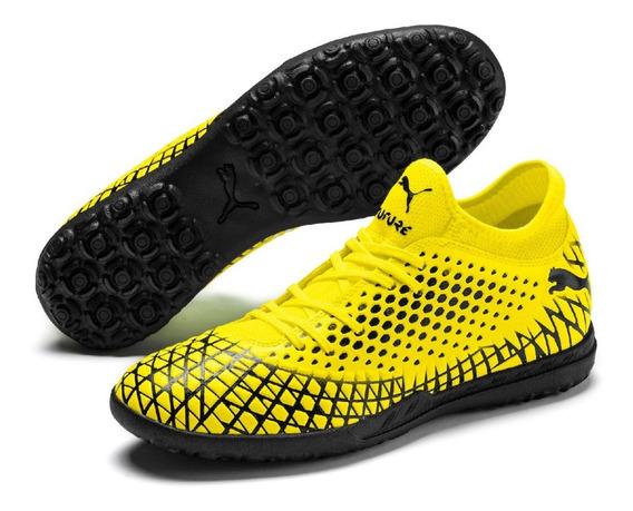 Zapatillas De Fútbol Puma Future 4.4 Para Hombre - 2 Colores