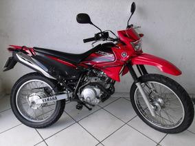 Yamaha Xtz 125 K 2012 Vermelha