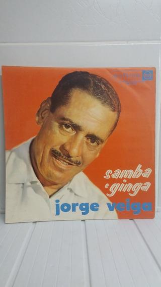 Lp Jorge Veiga Samba E Ginga