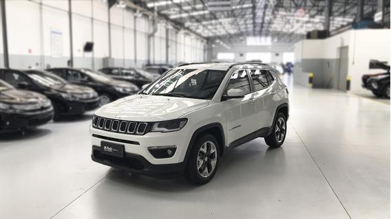 Jeep Compass Limited Flex 2019 - Blindado