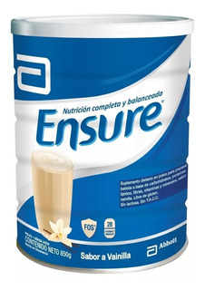 Ensure Plus Polvo Vainilla Lata X 850 Gr.
