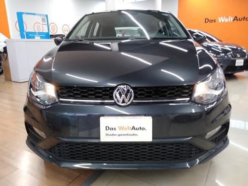 Imagen 1 de 15 de Volkswagen Polo Comfortline Plus 3 Años De Garantia