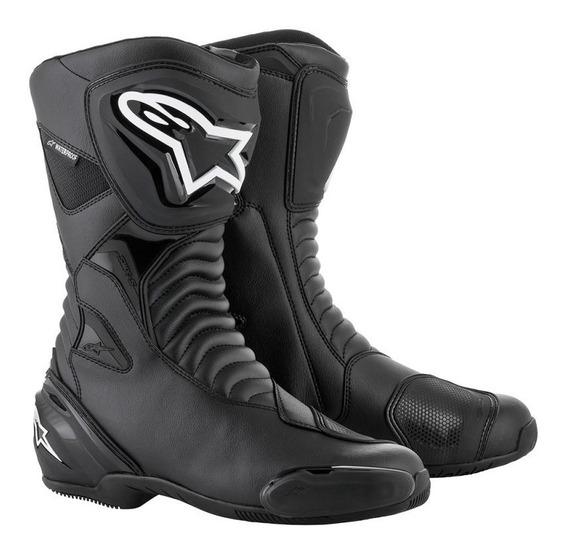 Botas Para Moto - Smx-s Boot - Alpinestars