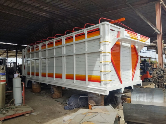 Carrocerias Para Torton Rabon Nissan Camioneta 3.5 T