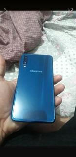 Samsung Galaxy A7 (2018) Dual Sim 128 Gb Preto 4 Gb Ram