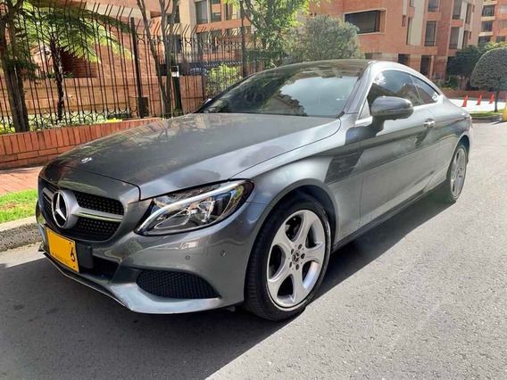 Mercedes-benz Clase C C200 Coupe 2.0t 2017