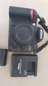 Câmera Nikon D7000 - Corpo - 11.150 Cliques - 12x Sem Juros!