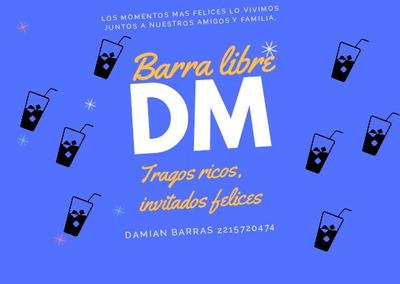 Barra De Tragos Dm Barra Libre