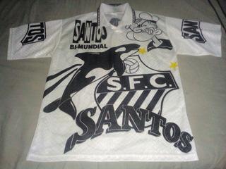 Camisa Santos Torcida Popeye