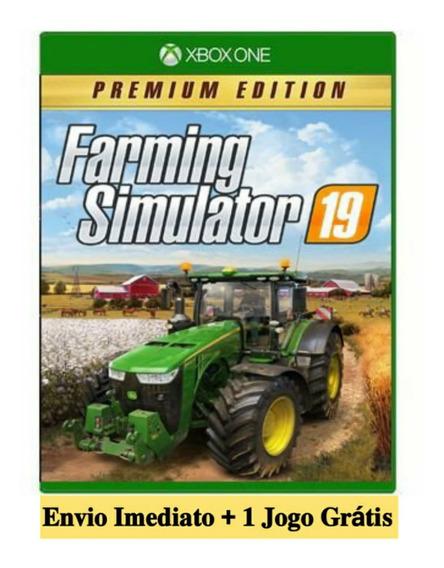 Farming Simulator 19 + Todas As Dlc