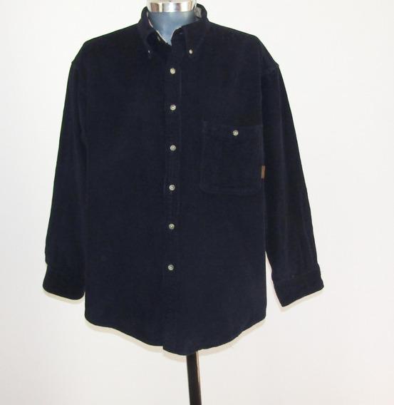 Timberland Camisa Tela De Pana Alla Xl