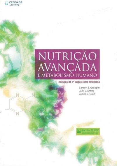 Nutricao Avancada E Metabolismo Humano