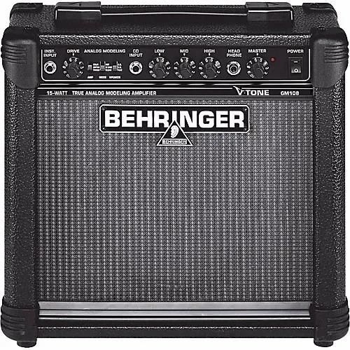 Behringer V-tone Gm108 Amplificador De Guitarra 15w