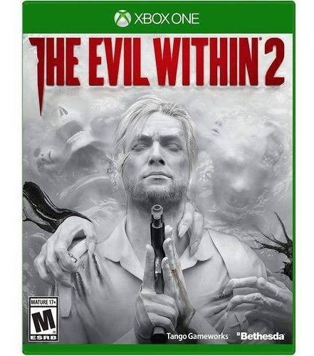 The Evil Within 2 - Xbox-one Mídia Física Lacrado
