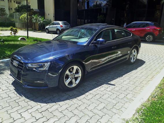 Audi A5 2.0 Tsi Ambiente 2013 Blindado