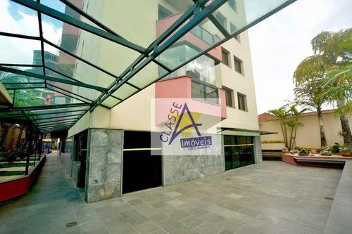 Imagem 1 de 16 de Apartamento Mauá - Ap0493