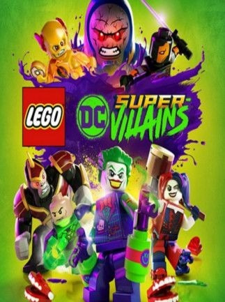 Jogo Lego Dc Super Villains Pc Mídia Digital Offiline