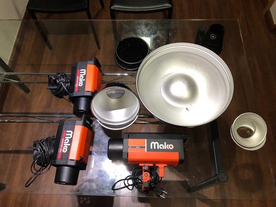 Kit De Iluminação Completo - Mako