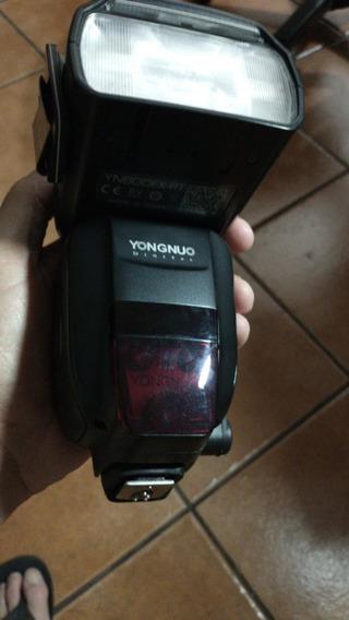 Flash Yongnuo 600ex - Rt + Frete Grátis + Brinde