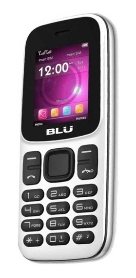 BLU Z5 Dual SIM 32 MB Blanco 32 MB RAM