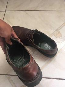f47ad7d77 Sapato Social Tng Crocodilo Marrom - Sapatos para Masculino no ...