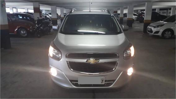 Chevrolet Spin 1.8 Ltz 7 Lugares Automática Completa 2016 5p