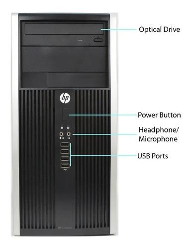 Micro Hp Elitedesk Core I5 3470 4gb Ddr3 Hd500