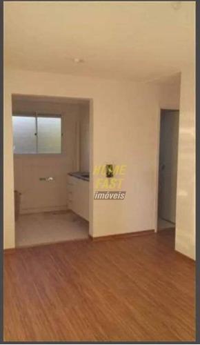 Apartamento Com 2 Dormitórios À Venda, 42 M² Por R$ 205.000 - Jardim Albertina - Guarulhos/sp - Ap2310
