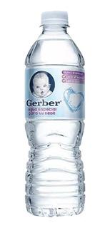 Bebida Hidratante Purificada Gerber Cont 500 Ml 6 Piezas