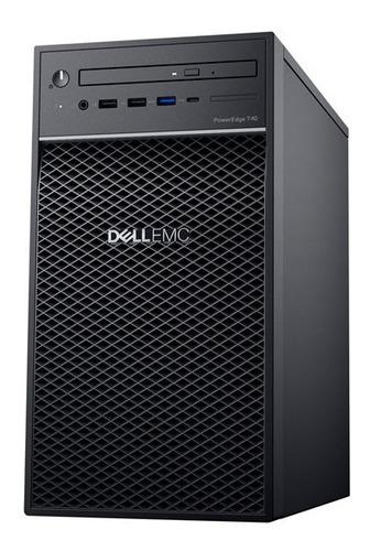 Imagen 1 de 2 de Servidor Dell Poweredge T40 Intel Xeon 8gb Ram 1tb Hdd Nuevo